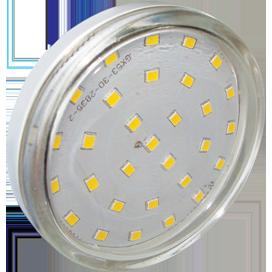 Лампа Ecola с прозрачным стеклом