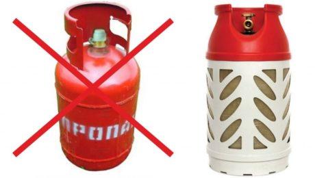 Полимерно-композитный газовый баллон