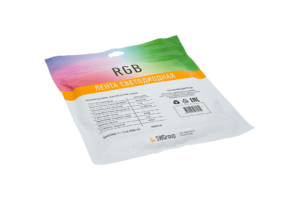 Светодиодная лента 5050 14,4 RGB IP65 12В