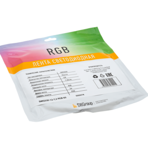 Светодиодная лента 5050 7,2 RGB IP65