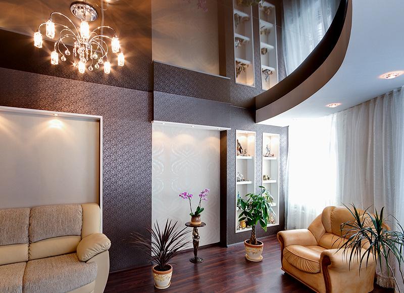 многоуровневые натяжные потолки фото для зала естественно, прошло мимо